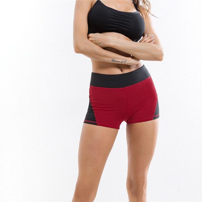 Shorts Women Compression Short Pant Pantalon Corto Yoga