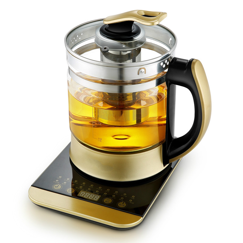 Electric kettle Curing pot Fully automatic multi-function heavy-glass and electric for the teapotElectric kettle Curing pot Fully automatic multi-function heavy-glass and electric for the teapot