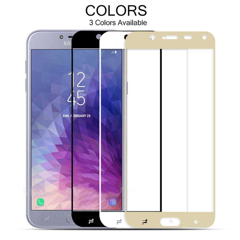 Tempered Glass Film for Samsung Galaxy J7 A7 A5 A3 2017 2016 A8 J4 A6 Plus 2018 J5 J3 Pro S7 S6 Screen Protector Toughened Glass