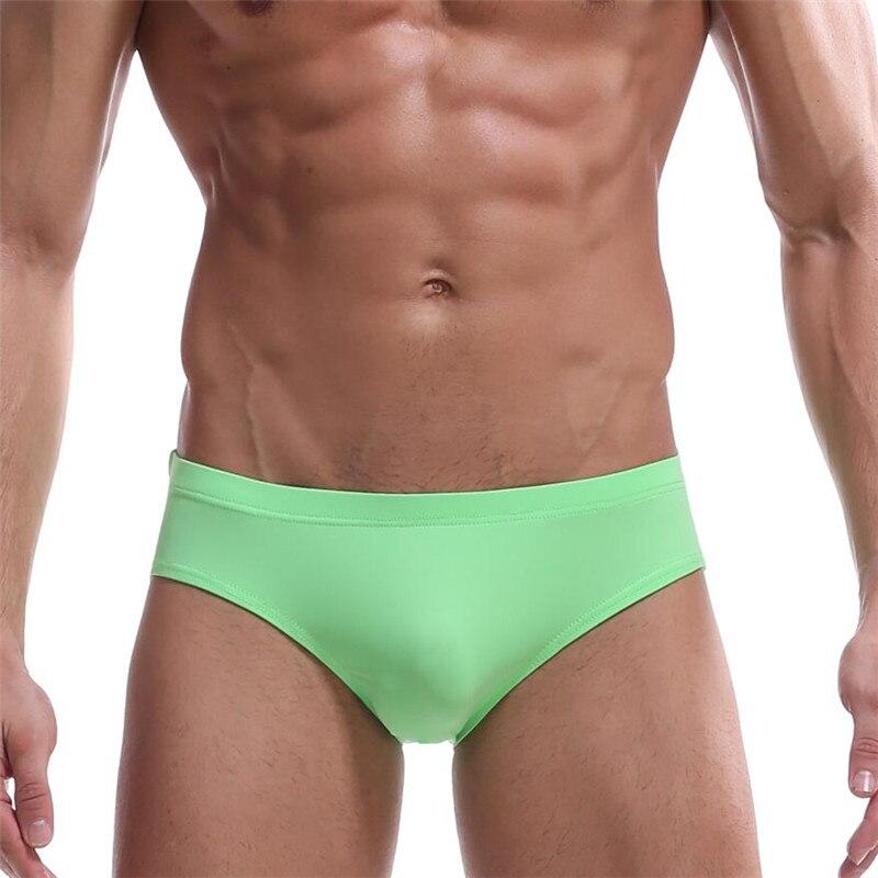 Best Price Hot Sale Panties Men Underwear Briefs Summer Men Briefs Ice Transparent Sexy Panties Gay Underwear Seamless Silkly