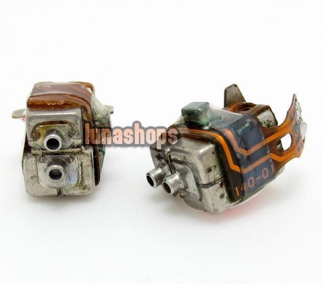 Pièce de réparation son haut-parleur unité pour Shure se530 ou SE535 bricolage en mouvement fer écouteur LN003246