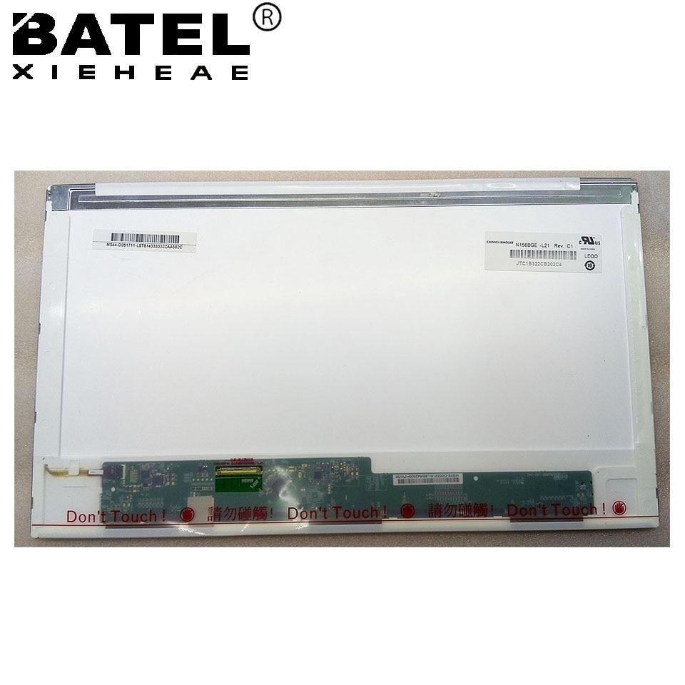 N156B6-L02 N156B6 L02 LED Display LCD Screen Matrix for Laptop 15.6 HD 1366X768 40Pin Glossy Replacement for toshiba satellite c55 b c55 b5302 c55 b5350 matrix laptop screen 15 6 led display lcd screen 1366 768 hd lvds glossy
