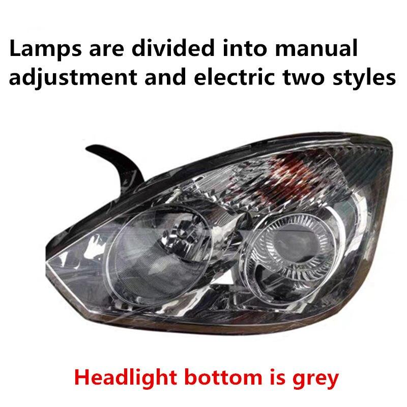 Assemblage de phares avant de voiture pour Geely FC, Geely Vision