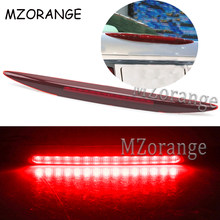 High Positioned Additional Third Brake Light For Honda Accord 7th 2006 2007 Mk7 Cm4 Cm5 Cm6 Stop Lamp Car Styling Warning