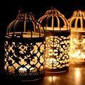 Романтичный декоративный Марокканский Фонарь ко Дню Святого Валентина  держатель для свечей  подвесной фонарик  винтажные подсвечники