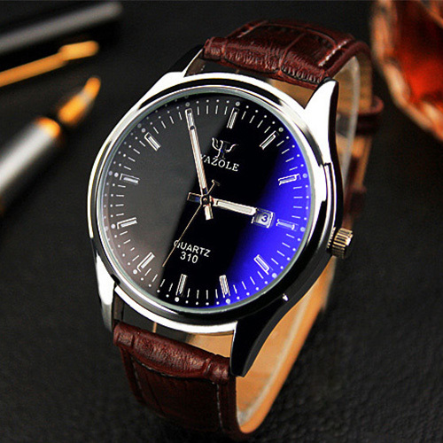 YAZOLE New 2016 Quartz Watch Men Watches Top Brand Luxury Famous Male Clock Wrist Watch Calendar Quartz-watch Relogio Masculino bailishi watch men watches top brand luxury famous wristwatch male clock golden quartz wrist watch calendar relogio masculino