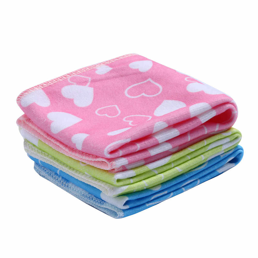 2019 Newest 25 * 50cm Soft Microfiber Absorbent Towel Printing Child Hand&Face Towel Y