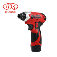 DS 12v Electric Screwdriver Rechargeable Type Cordless Electric Drill Power Driver Max Torque 90 Nm DIY Power Tools DS10SKE LI