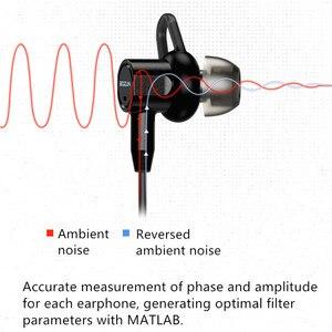 Image 4 - Ancイヤホンアクティブノイズキャンセルbluetooth 4.2 in 耳マイクライン制御磁気スポーツ音楽スポーツワイヤレスイヤホン