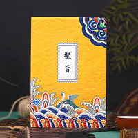 FOR Chinese ancient palace emperor imperial edict painting case For Ipadmini 2 3 4 For ipadair 2 case For Ipadpro 10.5 12.9 case