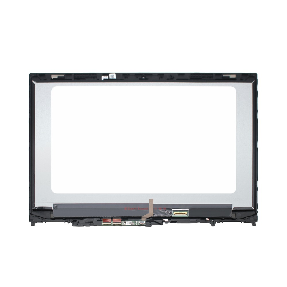 15.6'' 1080P B156HAN02.1 LCD Touch Screen Digitizer Assembly + Bezel For Lenovo YOGA 520-15IKB 80X9