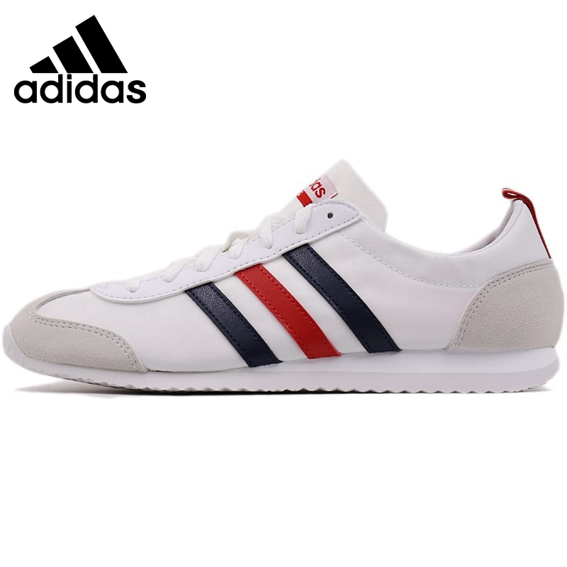 Original New Arrival 2019 Adidas NEO VS JOG Men's Skateboarding Shoes Sneakers
