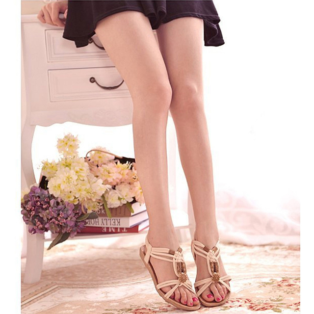 Summer Shoes Women Gladiator Sandals Summer Beach Shoes Female Ladies Sandals 4