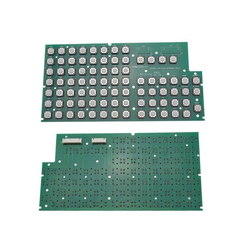 New Mechanical Keyboard Plate for DIGI SM 80 SM90 SM500 Electronic Barcode Balance Scale new original digi sm5100 cassette electronic balance sm5000 sm5100 ev sm5300 paper holder for digi barcode scales