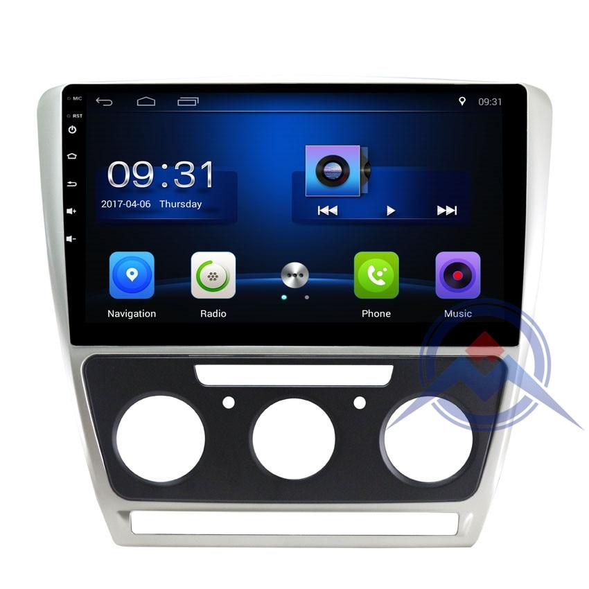 zohanavi android car dvd gps for skoda octavia 2008 2009. Black Bedroom Furniture Sets. Home Design Ideas