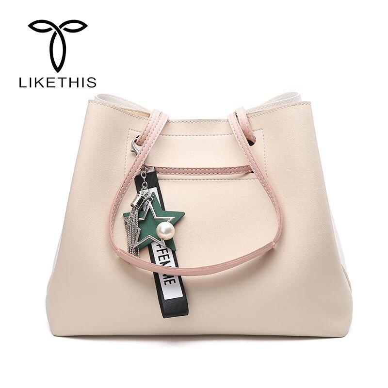 2018 Girls Cute Bucket Leather Shoulder Sling Bags For Women Drawstring Handbags Ladies Small Crossbody Bucket Bags 168 326