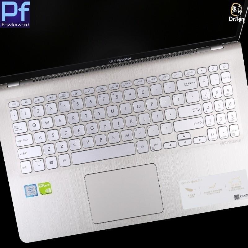 US $4 37 |TPU Keyboard Cover Skin Stickers Protector For Asus Vivobook S15  S530UN S530F S530FN s530UA S530UF S530FA S530U S 530 UN UA-in Keyboard