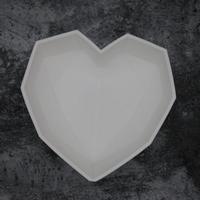 LEMAIJIAJU DIY Diamantes Cuadrados En Forma de Pasta de Azúcar Del Molde 3D Moldes de Pastel de Silicona Para Hornear Mousse Decoración Postre Herramientas #15