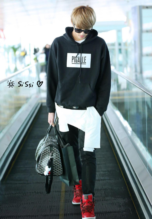 Kris Print Hoodies With Cap Pigalle Black Men/Women Fashion And Hip Hop Style Cotton Sweatshirts Funny Luxury In Plus Size 4XL