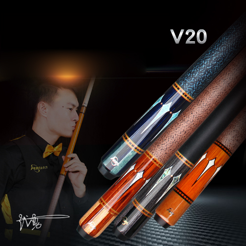 2018 Suprem Luxury High-end PERI Pool Cue Excellent 12.75mm Pool Stick Billiard Cue Kit For Champion Athlete Professional Cue