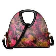 Vintage Leather Female Top-handle Bags Larger Classical pattern Women Bags Shoulder Bag  Luxury Designer Messenger Bags for 2017