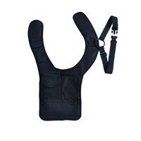 Safe Anti-Theft Hidden Underarm Shoulder Bag FBI Holster Phone Case Card Bag Wallet Pocket Key Purse Storage Bag For Travel Bags