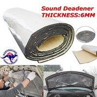 4M x 1M Insulation Proof Mat Audio Noise Control Sound Deadener Car Heat Shield Soundproofing Foam Deadening Insulation