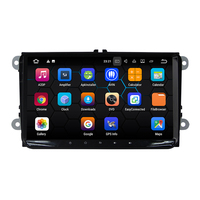 9 Inch Android 7 12 2din Car GPS For VW POLO GOLF 5 6 PASSAT B6