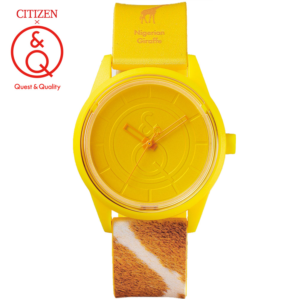 Citizen Q Q watch men Set top Luxury Brand Waterproof Sport Quartz solar men Watch Neutral watch Relogio Masculino reloj 0J029Y in Quartz Watches from Watches