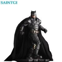 1pcs Superman V Batman Heavy Armor Justice League Gray CRAZY TOY Dark Knight Marvel Rises Avengers