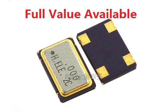 Electronic Components & Supplies Active 20pcs 2*6 206 16mhz 16m 16 Mhz 2x6 Ju-206 Integrated Circuits