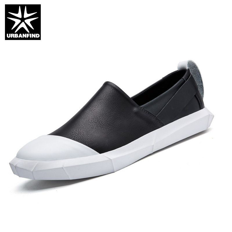 URBANFIND Brand New Men Fashion Flats Casual Loafers Size 39-44  Man Slip-on Shoes Male Moccasin-Gommino new arrival 2015 men fashion casual suede flats shoes soft lace up non slip moccasin male tos hombre size 41 44
