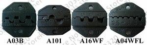 Image 5 - Krimpgereedschap hand tool set voor crimp terminals en connector met kabel cutter tang vervangbare sterft LS K03C, multi tool kits