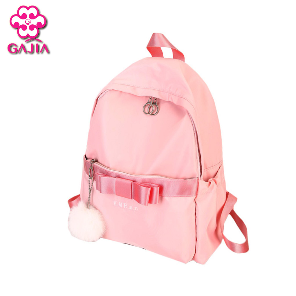 GAJIA Hot Sale Brand Printing Backpack Girls Graffiti Backpacks Cartoon Backbag Canvas Anime Travel Bag Fashion Casual Style