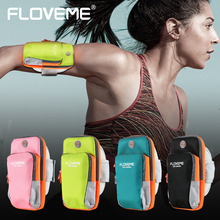 Universal Sports Fitness Armband for iPhone 5 5S SE Running Hiking Jogging Phone Bag For iPhone X 7 6 Plus Waterproof GYM Bags