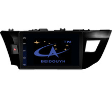 BEIDOUYH 10.2 inch Android Car Radio Navigator for TOYOTA Levin 2014-2016 GPS Navigation Bluetooth USB Can-Bus dvr rearview cam