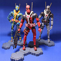 Marvel Legends Univere Deadpool Wade Wilson Movable Anime x-men Deadpool Movable PVC Figuras de Acción Juguetes Nuevo 3 Tipos súper Héroe