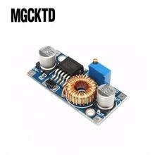 10PCS XL4005 DSN5000 Beyond LM2596 DC-DC adjustable step-down 5A power Supply