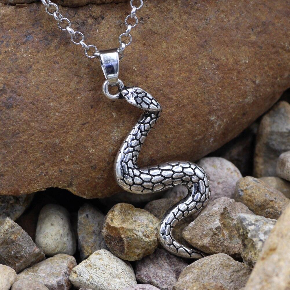 Muebles Lucky Serpiente Serpiente Encanto Sexy Collar Colgante  # Muebles Duquesa
