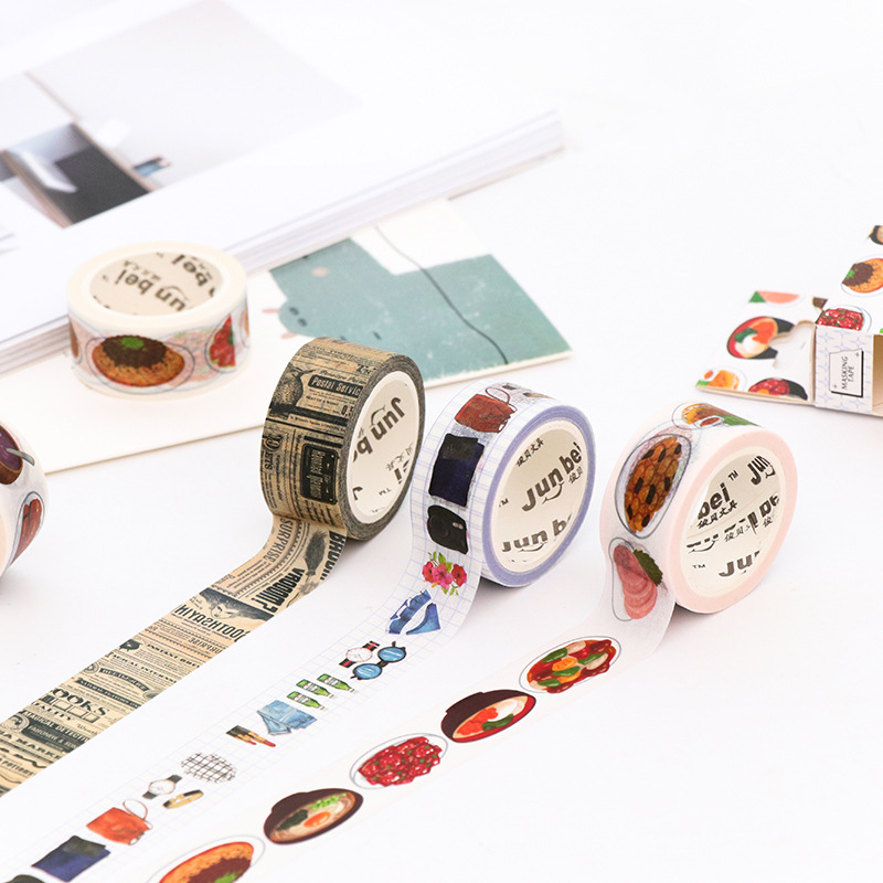 1pcs Air Balloon 20mm7m Washi Tape Decoration Roll Decorative Sticky Paper Masking Tape Self Adhesive Tapes S Book In Office Adhesive Tape From