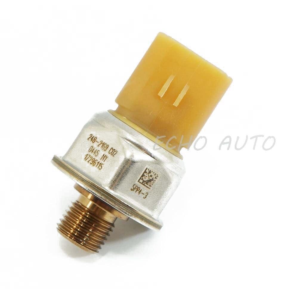Original Heavy Duty Pressure Sensors 248-2169 2482169 For Cat Caterpillar C7 C9 C12 C13 C15 Lovely Luster 5pp4-3