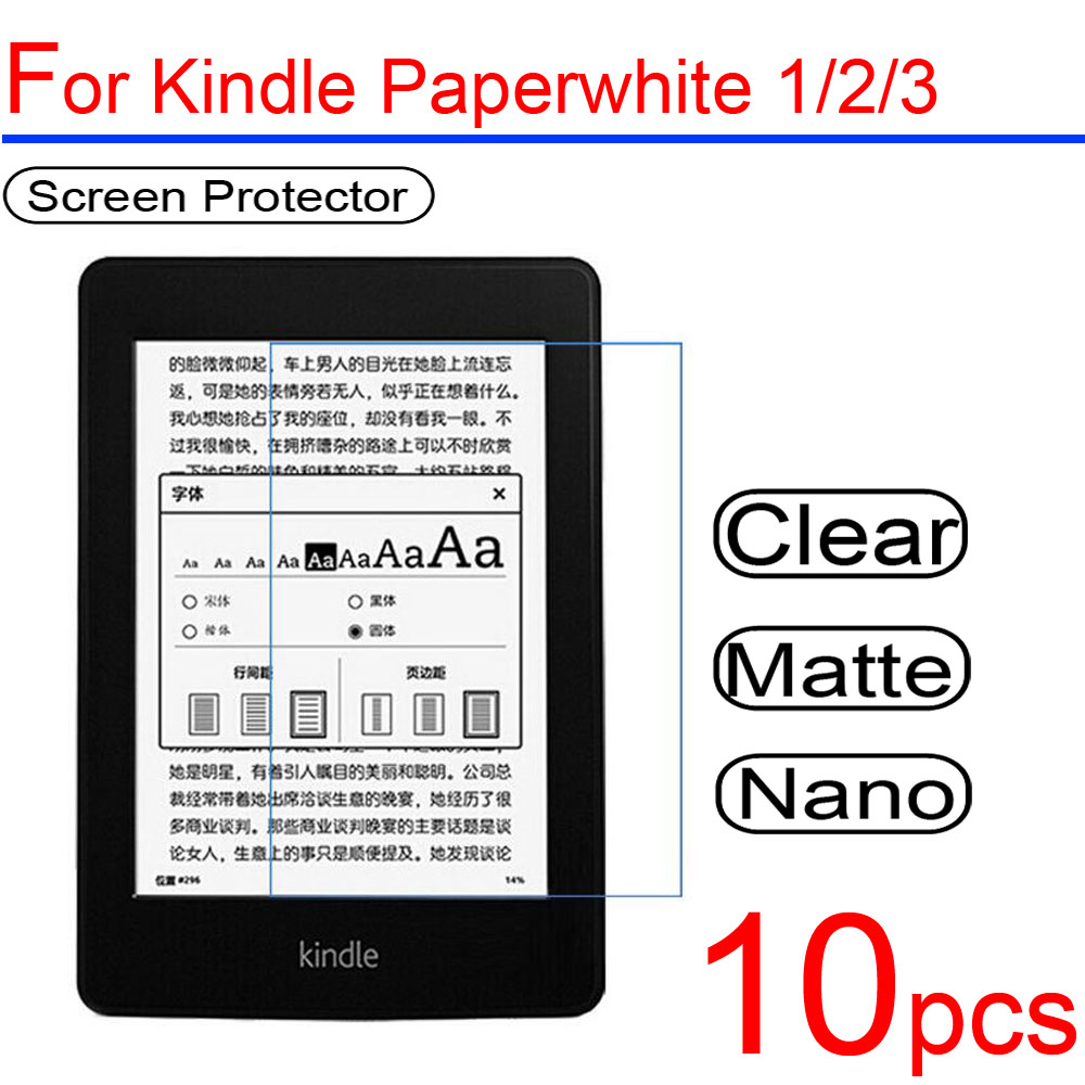 """5 x Ultra Clear HD LCD Screen Protector Guard for Amazon Kindle Fire HD /& HDX 7/"""""""