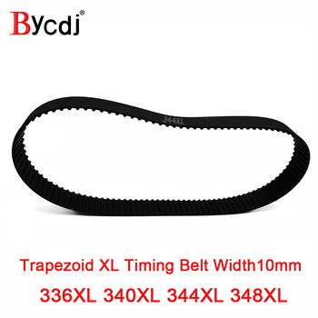 340XL-360XL Rubber Pulley Timing Belt Close Loop Synchronous Wheel Timing Belt