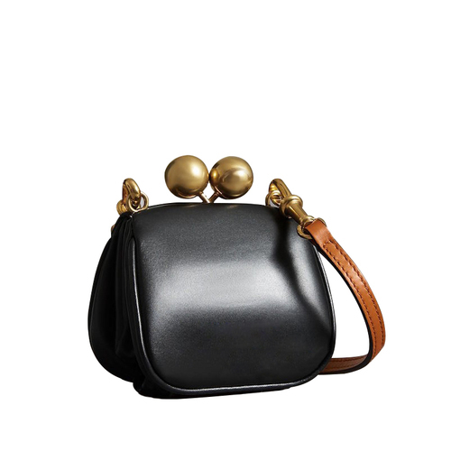 Women's Mini Handbag Clip...