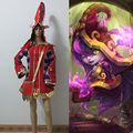 LULU Cosplay Costume Custom COS Outfit Any Size New