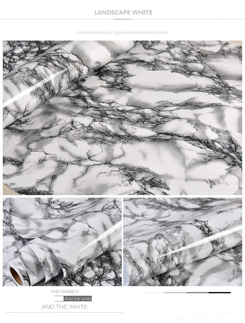 Most Inspiring Wallpaper Marble Landscape - Top-1-22m-5m-Black-Marble-Landscape-Wallpaper-Waterproof-PVC-Self-adhesive-renovation-wall-stickers-ambry  Trends_624334.jpg