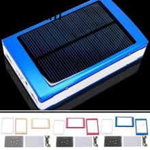 Gizcam DC 5V 2A Dual USB LED PCBA Circuit Board Solar Power Panel 18650 Battery Home