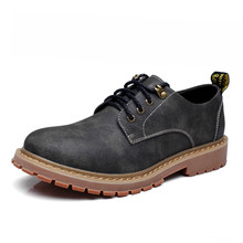 High Quality Genuine Leather Men Shoes Spring Autumn Work & Safety Fashion Casual Mens Moccasins