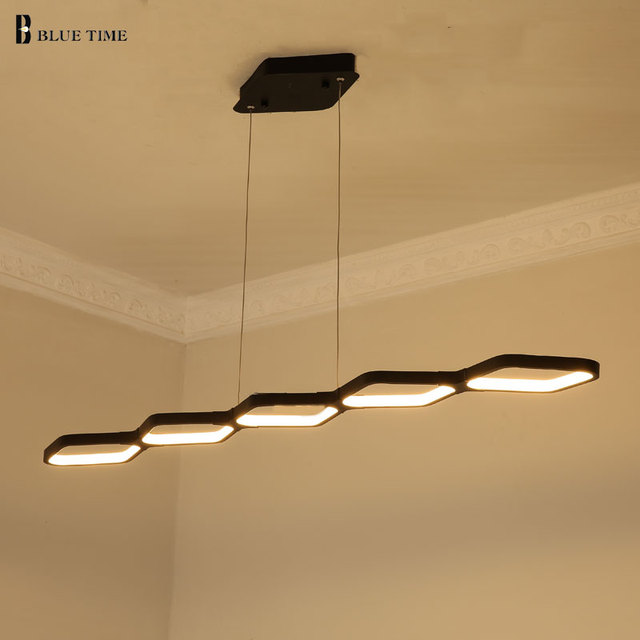 Modern LED Chandelier Lights Lamp For Living Room Remote Control Lustre Chandeliers Lighting Pendant Hanging Ceiling