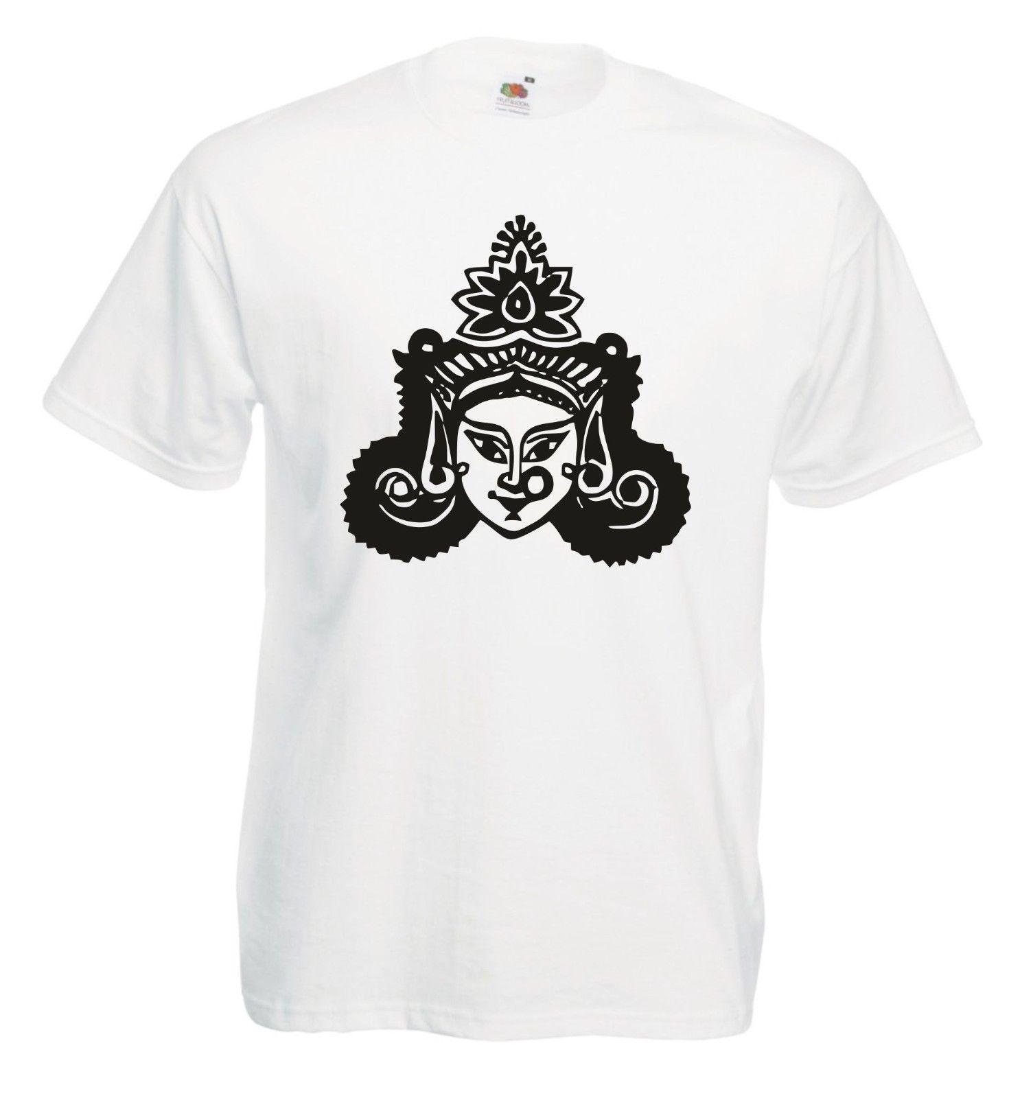2019 nouveauté Stringer hommes Kali Hindou déesse temps, Changement & Destruction T-Shirt-Toutes Les Taille t-shirts